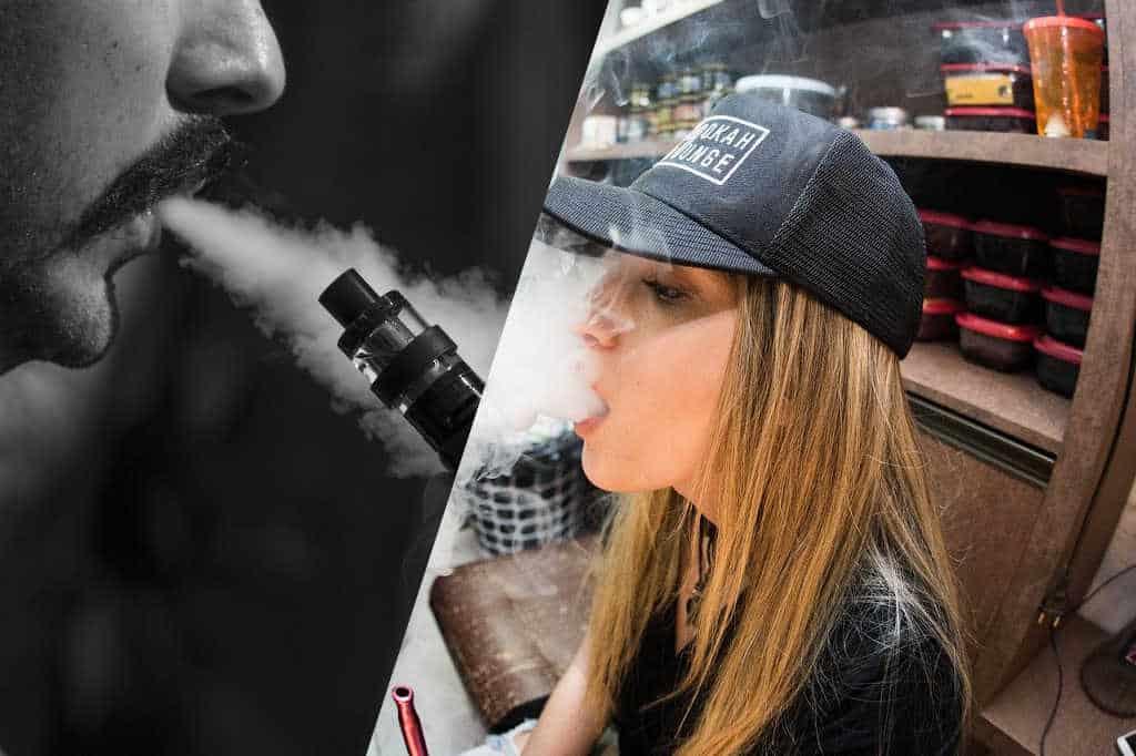 vaporisateur vs ecigarette