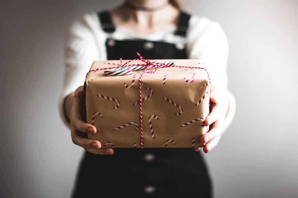 cadeau symbolique